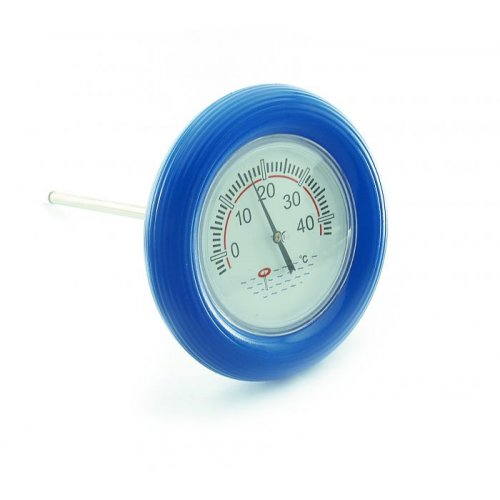 Thermometer submersible cylindric