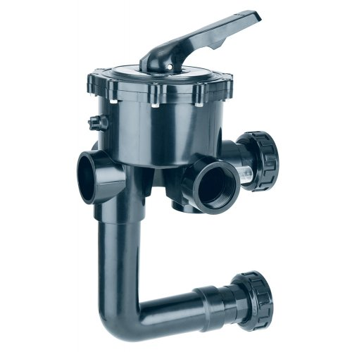 Side mount 6-way valve AstralPool Classic 1½""